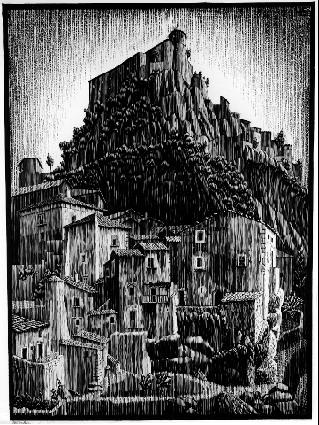 Untitled, 1929 #mcescher #escher