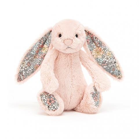 """""""Easter is meant to be a symbol of hope, renewal, and new life."""" -Janine di Giovanni • This plush bunny would make a great Easter basket addition. • The Gift Shoppe is open until 6pm. We'd love to see you! • #giftshoppe #gift #bunny #easter #tuesdayvibe"""