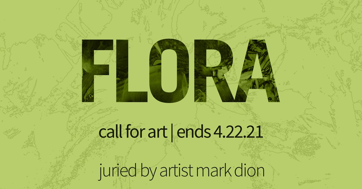 "Gallery 263 invites #artists based in the US to #submitwork that evokes the wonder of plants or questions our preconceived notions to ""FLORA."" Juried by artist Mark Dion. Any 2D, 3D, and time-based work will be considered. Deadline: 4/22. Submit at https://t.co/la4EkL8qC1. https://t.co/xPY9is0kZF"