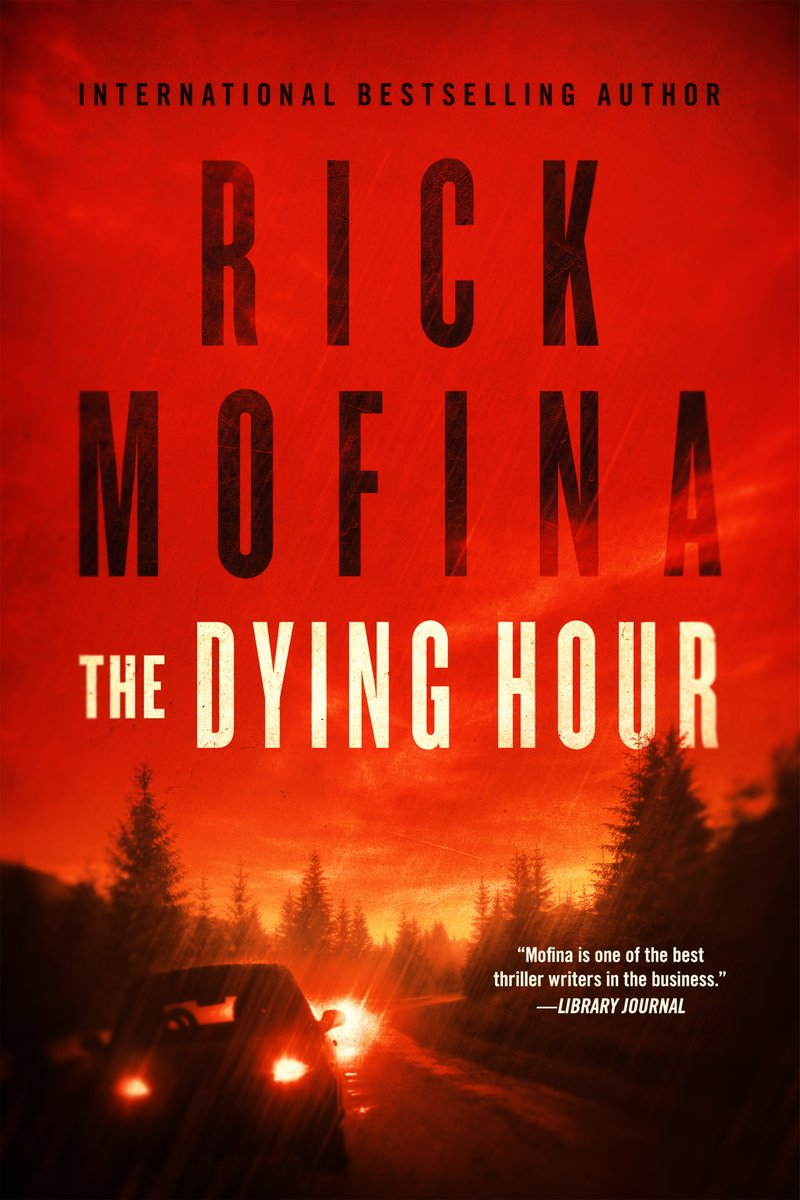 If you haven't read @RickMofina why not? If not, now is the time to start ... this terrific #thriller is free for a limited time. Check it out ...