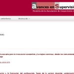 """Image for the Tweet beginning: La revista """"Avances"""" dedicará su"""