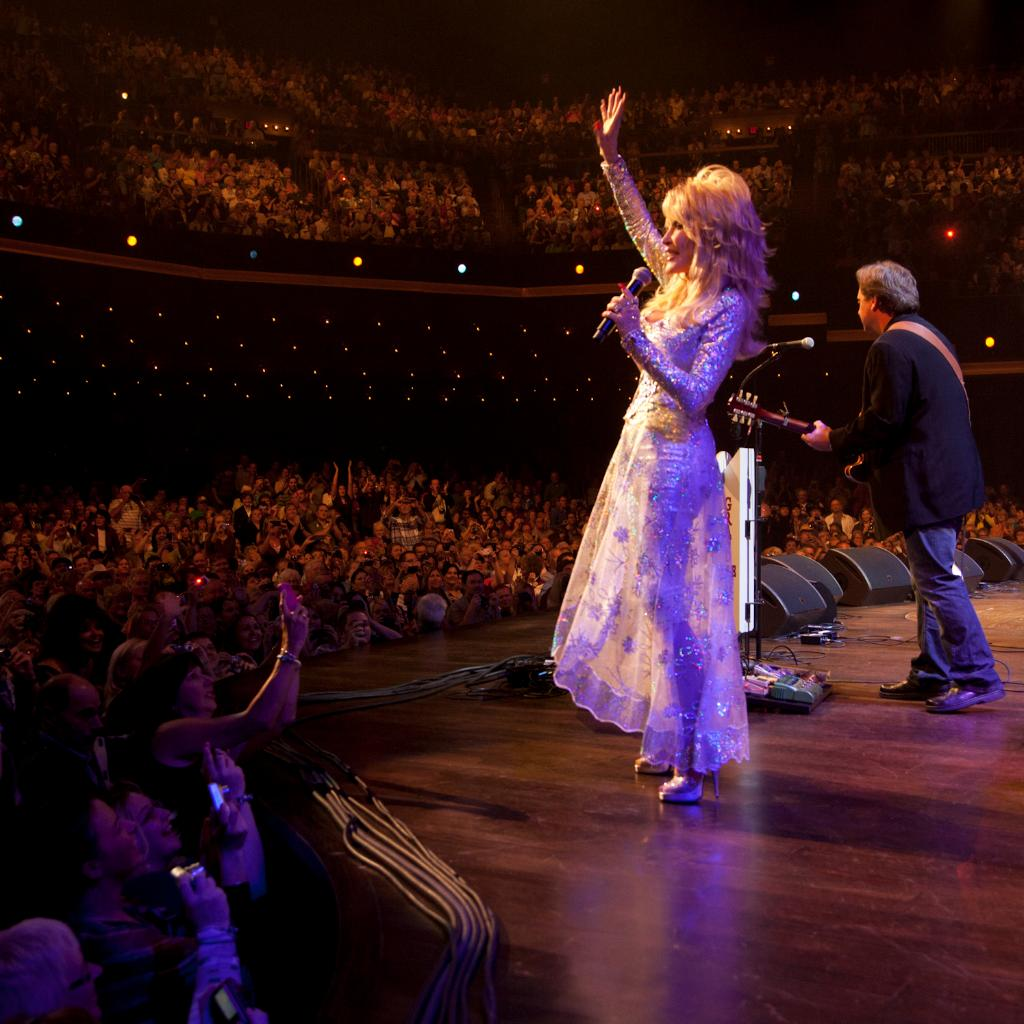 Join us in wishing the one and only @dollyparton a very happy birthday!    Share a special memory of Dolly with us!