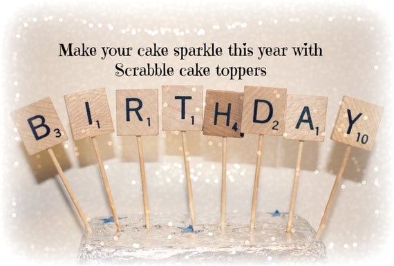 Happy Birthday Cake Toppers, Cake, Cake Bunting,  #partysupplies #partydcor #garlands,fla #birthday #party #cake