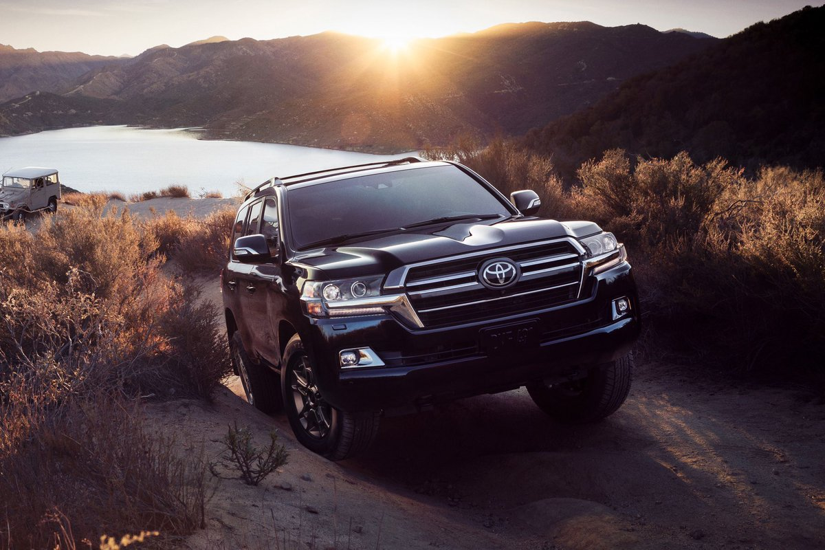 My 1 #work Tweet of the Day   Did you know that the Toyota Land Cruiser is being discontinued in the United States after the 2021 Model Year?   #toyota #landcruiser #suv #offroad #automobile