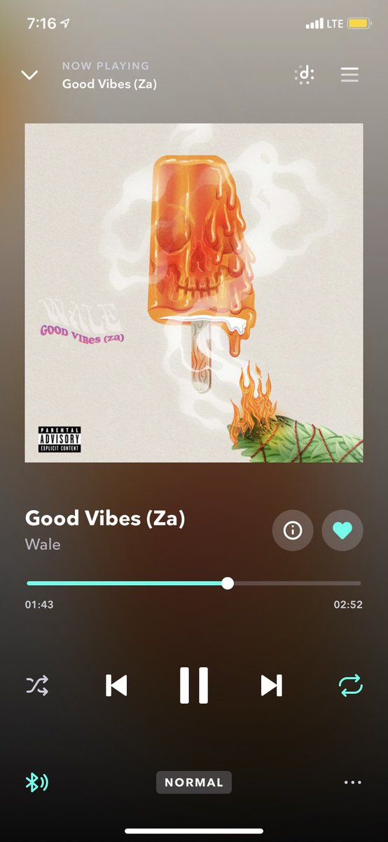 #WaleGoodVibes and I'm soo tired ... all I need is good vibes ! Shit ain't right on this side ...