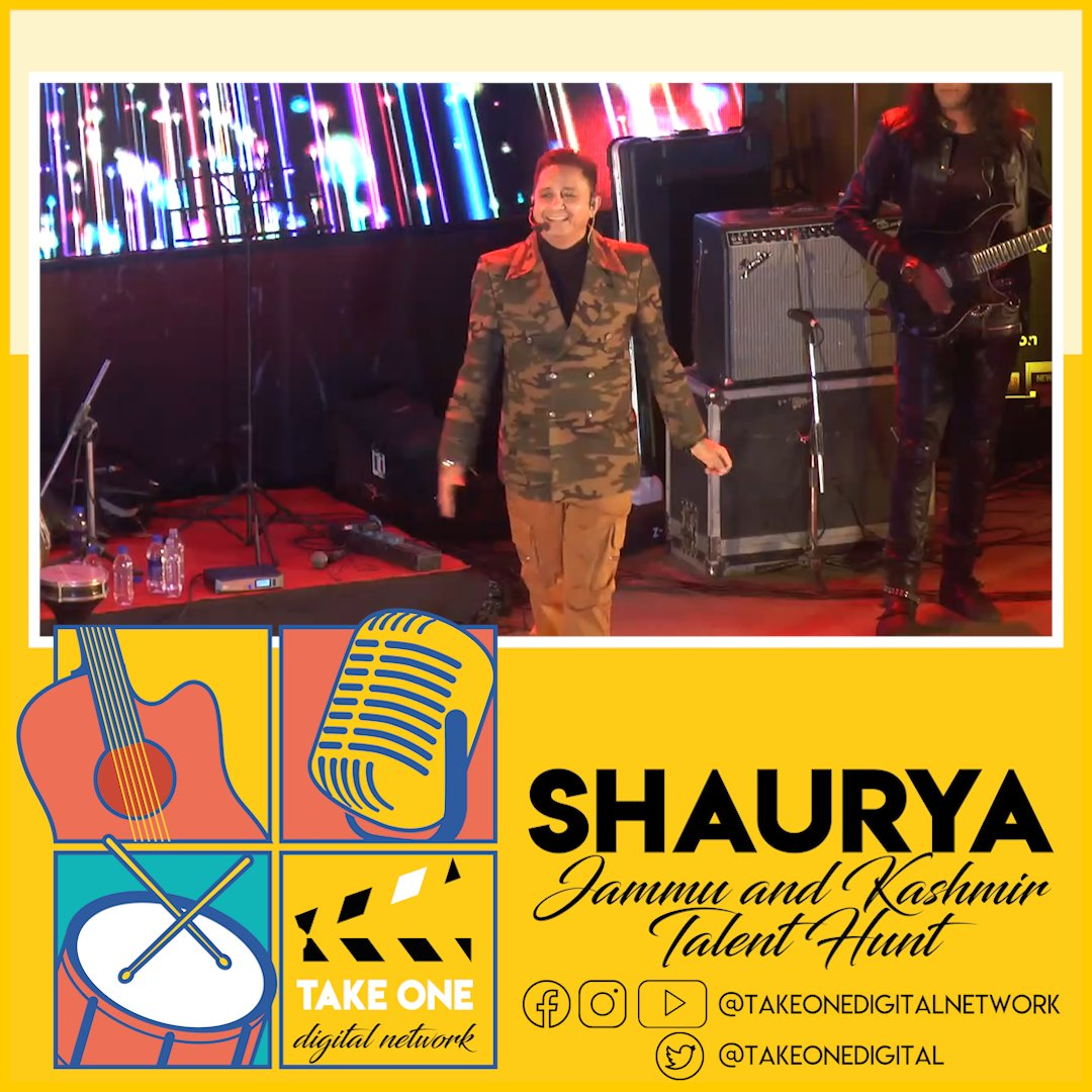 Sukhwinder Singh performs live in concert at #Srinagar during 'Shaurya' Talent Hunt event organized by @MausiquiStudios  Full video   For more such updates visit   #JammuAndKashmir