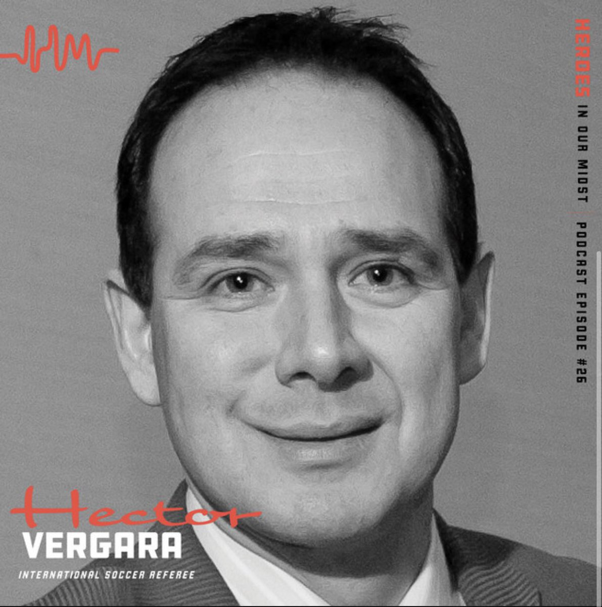 "MSA Executive Director Hector Vergara is on this weeks podcast episode of ""Heroes in our Midst"", to talk about his life as a international official and career in sport administration. Available now on all streaming services. ⬇️"