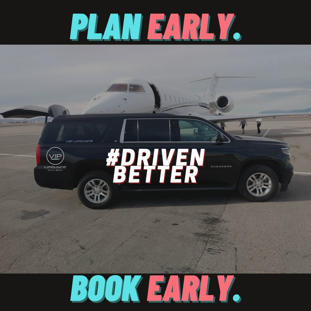 Chartered flights to or from Utah?  Plan early. Book early. ☝️  Talk to us today!  📞 801.288.9494 or visit !  #drivenbetter #viplimousineutah #slclimo #slcairport #beautahful #saltlakecity #limousine #party #utahunique #airportshuttle #charteredflight