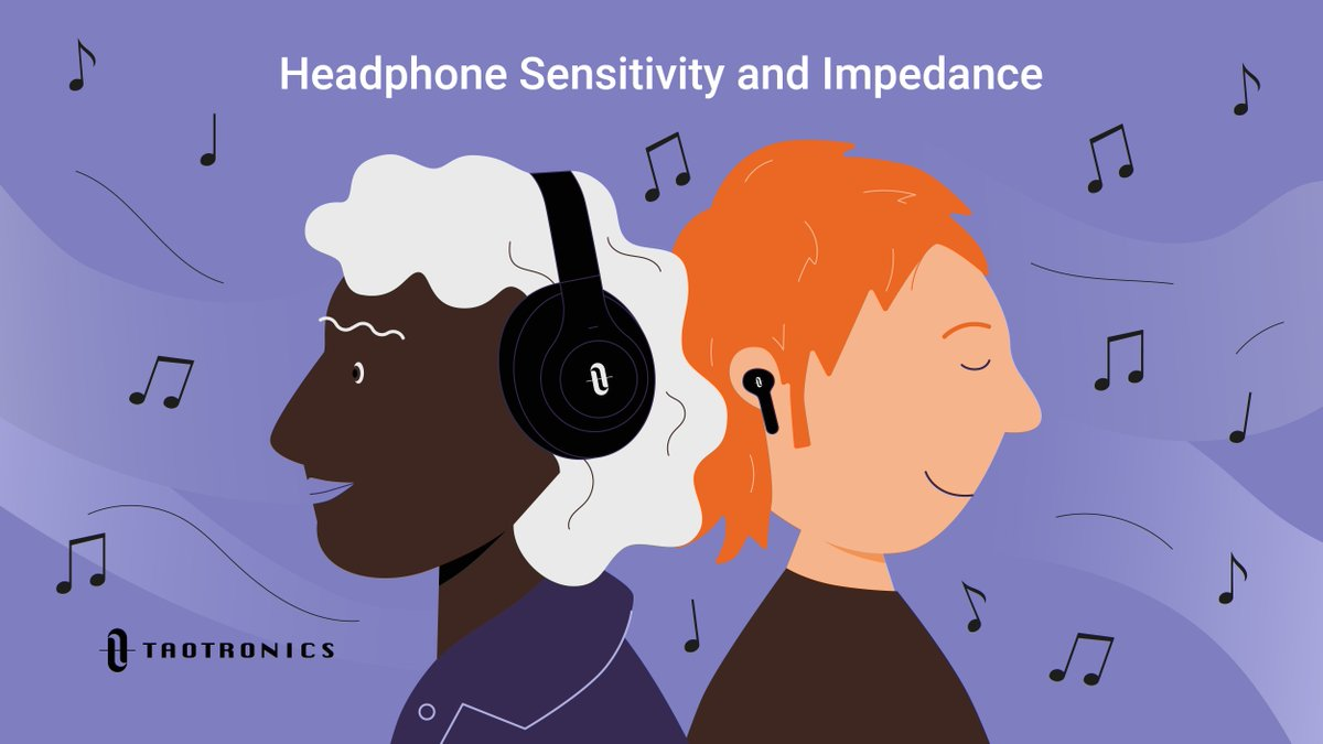 Read this blog to learn about headphone impedance and sensitivity. You will also find a headphone sensitivity comparison and calculator. 👇 https://t.co/CJy7nUWmct https://t.co/N7p9gjY53w