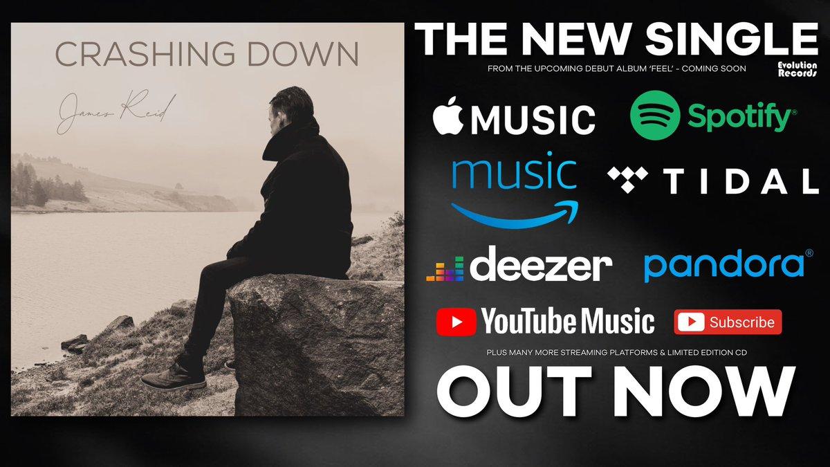 A great week for the single 'Crashing Down' by @Jreidmusic1.  ⬆️1️⃣ @IndieRampage pop charts in #LosAngeles #California  ⬆️2️⃣ @isrrocks charts also in #LA  🆕2️⃣ @soundstreet990 in both #UK & #Japan  Listen here on #AppleMusic #Spotify #Pandora 👉🏻  #NewMusic