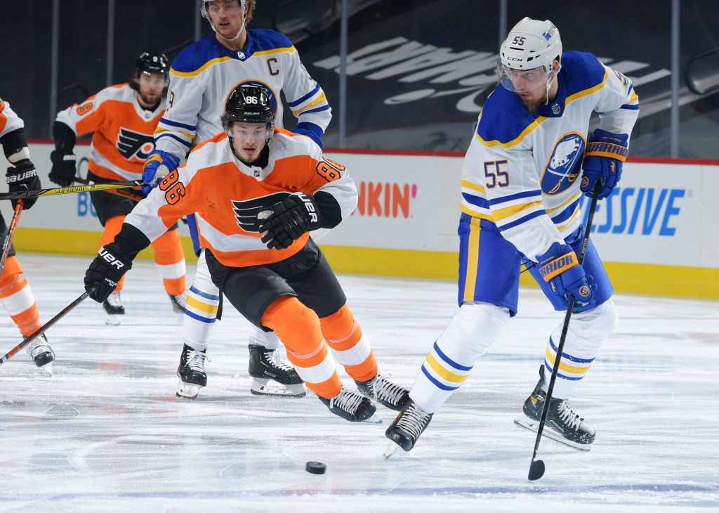 The #Flyers didn't have it on Monday night against the #Sabres and it's a game they can't get back. They do get another chance right away on Tuesday, however.  #Flyers 5 Takeaways:   #FlyersTalk #AnytimeAnywhere
