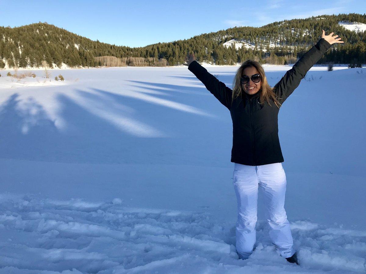 Nice to cool off after a hot weekend in San Diego.  ~~~ Sammi Ramirez (858)295.9495 SammiRamirez&  Keller Williams Realty- Carmel Valley / Del Mar (FB, IG, YouTube, Twitter, TikTok) @SanDiegoSammi #sandiego #california #WINTER #snow
