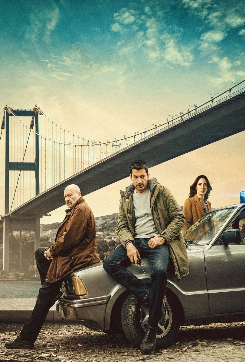 Turkish drama #Aleph sees two detectives pursue a serial killer via a set of mysterious clues linked to the country's past. Producer Metin Alihan Yalçındağ and director Emir Alper reveal how they pieced the series together...