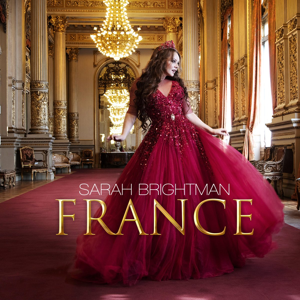 """Read this article in 'Oise Hebdo' about the stunning filming locations featured in the video for Sarah's duet with @florentpagny, """"Just Show Me How to Love You,"""" from her album 'FRANCE': https://t.co/h5ga8fWHXj  'FRANCE' is available here: https://t.co/hEJglnHgXf https://t.co/QLJZDCt3EL"""