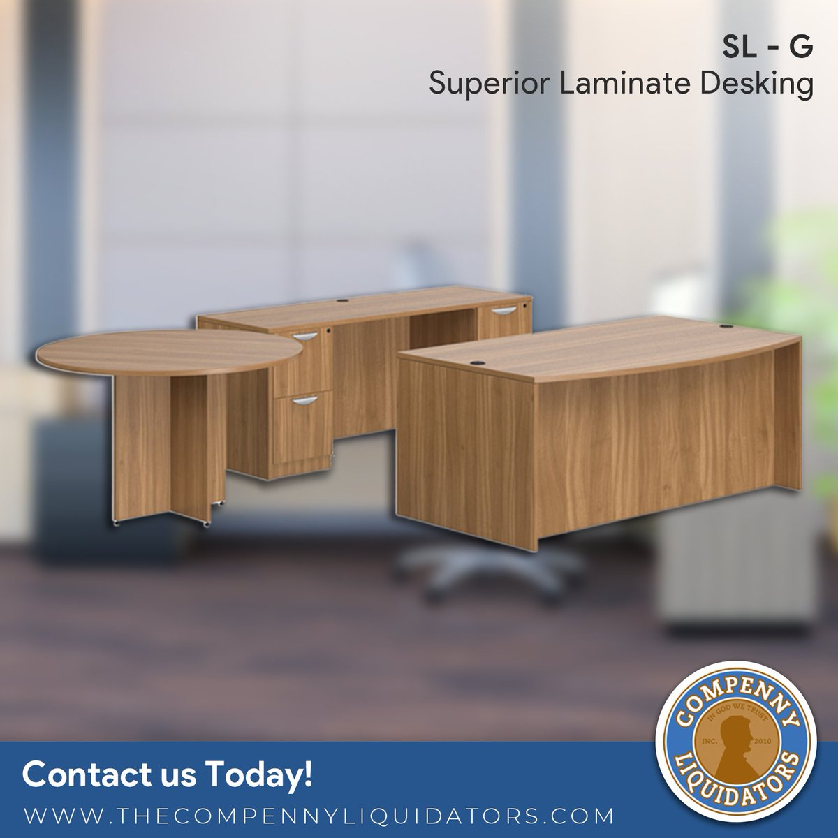 The perfect piece of furniture to make your office look classy! . . . #Work #OfficeWork #Office #Cubicle #Workplace #Business #SmallBusiness #SMB #Leadership #SocialBusiness #Furniture #OfficeFurniture #Miami #WorkSpace #Florida