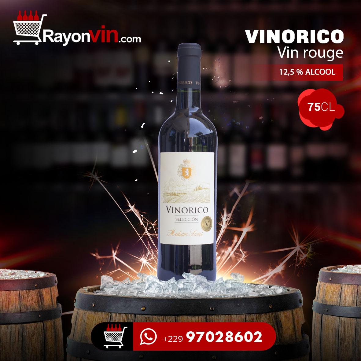 🍷 Vinorico Seleccion. Vin rouge moelleux-75cL.   Commandez dès maintenant sur  ou au +229 97 02 86 02 (Appels/Whatsapp). Et faites-vous livrer en quelques minutes. --- #vin #champagne #wine #party #winelover #christmas #love #champagnelover #cocktails