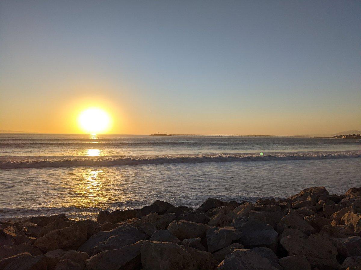 A beautiful ride by the coast. #california