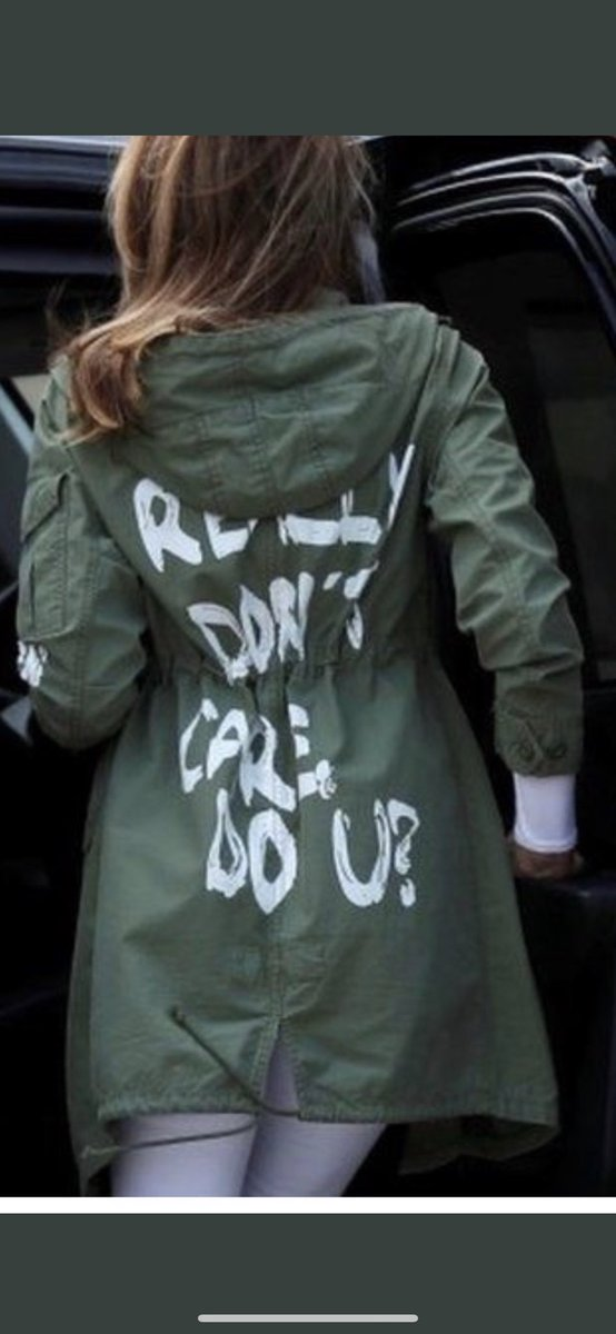 @LindaGreen77 @FLOTUS Walking and getting dressed ...the bat is so low nowadays. Anyways great job getting dressed Melania and leaving ...no one wants to see an aging porn star. Sad.  #ByeFelicia #BeBest