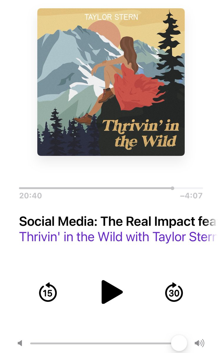 You know social media can be A LOT & somehow it's been my profession for 6+ years😝   Today on @thrivinpodcast we're talking how we can learn to thrive in social media & joined by somebody who's done it best @Codes87 of @DudePerfect!  You can listen here -