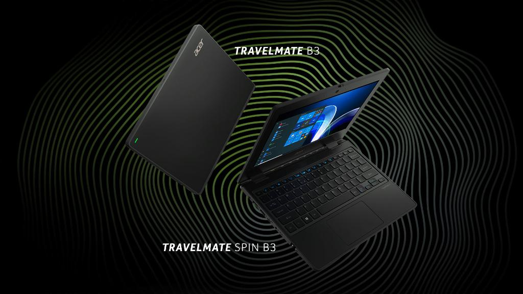 Take advantage of more interactive learning with the latest tough and ultra-durable TravelMate B3 and Spin B3, powered with:  ✅ MIL-STD 810H compliant ✅ Spill-resistant keyboard ✅ The latest @intel® Pentium® Silver processors  For on-the-go studying: https://t.co/8Bp1VWttJY https://t.co/SzNmyUmBUO