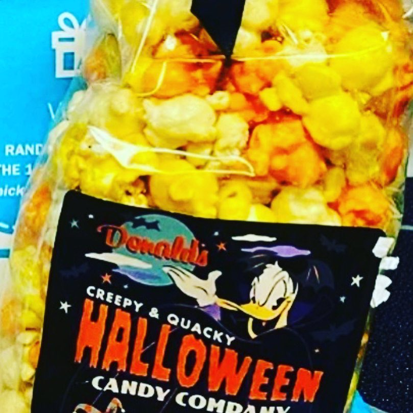 Some new reviews have been posted over the past week! Make sure you check them out (link in bio) You hungry yet? And don't forget to check out our Candy Corn Popcorn review for National Popcorn Day! #disney #disneysnacks #NationalPopcornDay #DisneyPlus #snacks