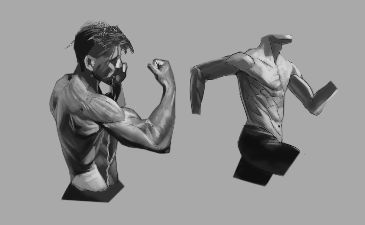 19/365  came home and tired but I still had to do this and other some stuff. I really dislike how I painted it so maybe I'll change my style next week   #art #artph #sketch https://t.co/qJV83ShPcc