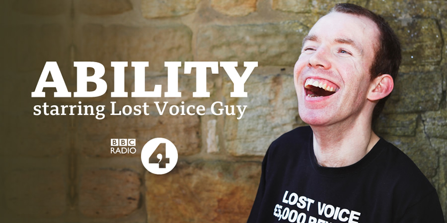 Lost Voice Guy's sitcom Ability is returning to Radio 4 for a third series: