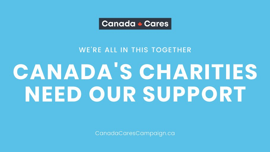 Let's bridge the gap between Canadians' charitable actions and government support.   @CanadaCares_ Campaign's purpose is to advocate for the federal government to implement a 1:1 donation matching program.   Learn more: