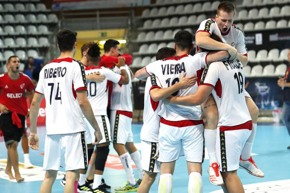 This Monday, the national handball team defeated Algeria (26-19) in the 3rd and final round of Group F of the World Cup in 2021. In  https://t.co/zFQUz55sIU https://t.co/AX96BPRJEY