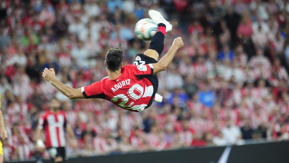 Ultimos 4 partidos del Athletic frente al Barça lejos del Camp Nou:👉 Gol de ADURIZ minuto 89....