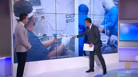 رغم النفي الحكومي.. استشاري عناية مركزة وحالات حرجة يثبت عدم وجود أكسجين في غرفة العناية المركزة بمستشفى #الحسينية. #المسائية #كورونا #مصر #مستشفى_الحسينية