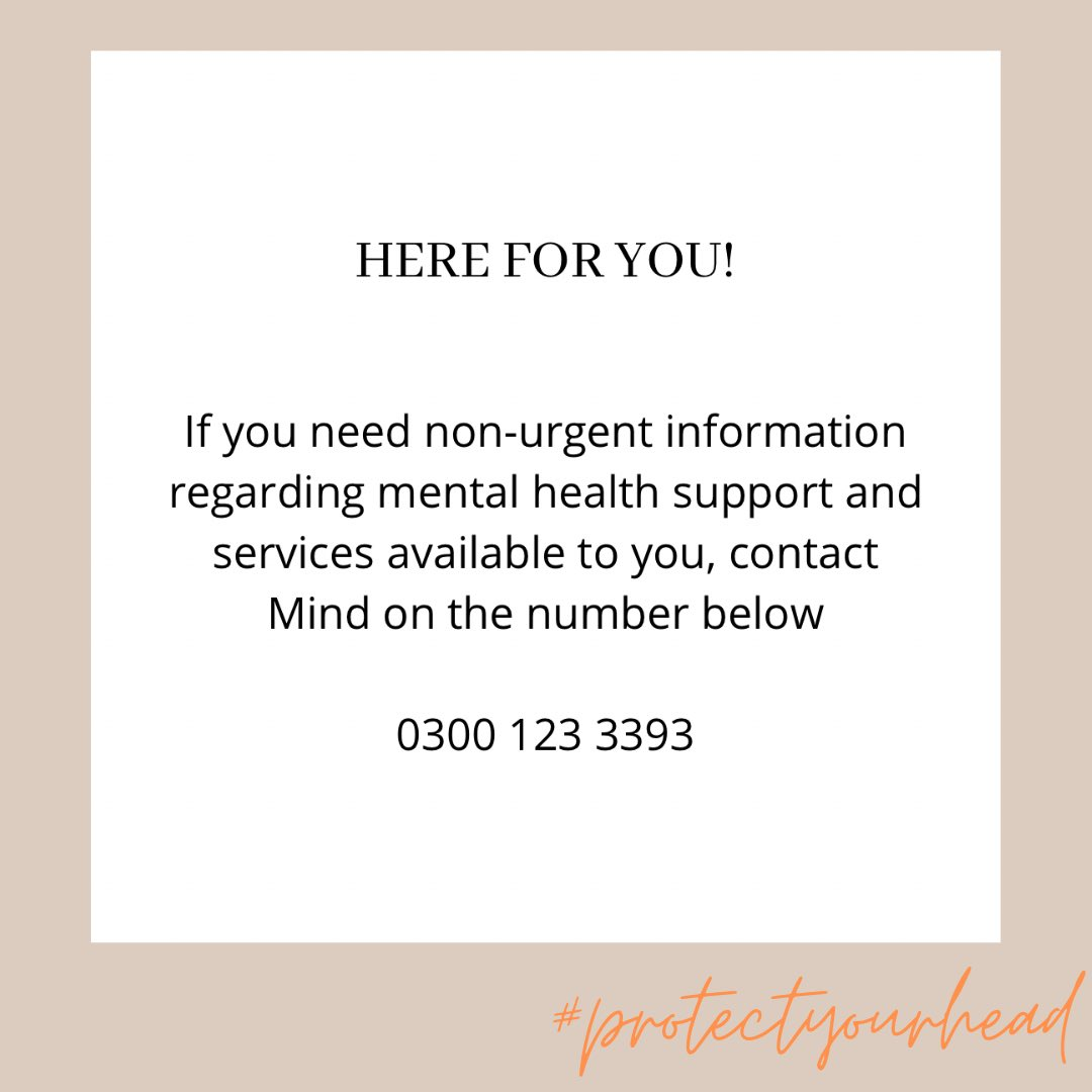 You need to be in need or struggling to increase your understanding! 🧡  #protectyourhead #theheadco  . . . .  #metalhealth #itsokaytonotbeokay #motivation #strongertogether #love #mental #health #wellbeing #fitness #mentalfitness #caring