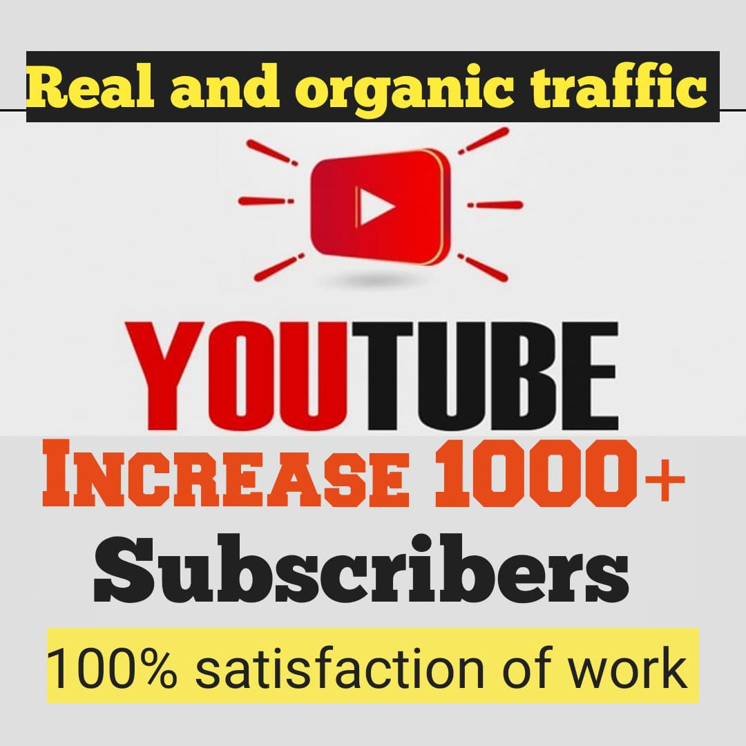 If you want 1000 subscribers and 4000 watch time hours than you are in right place u will get real and organic work💯so plzz visit my profile...   .. #content  #YouTuber #DigitalMarketing #follow #like #Fiverr #JENNIEYT2MSUBS #marketing #YouTubeOriginals