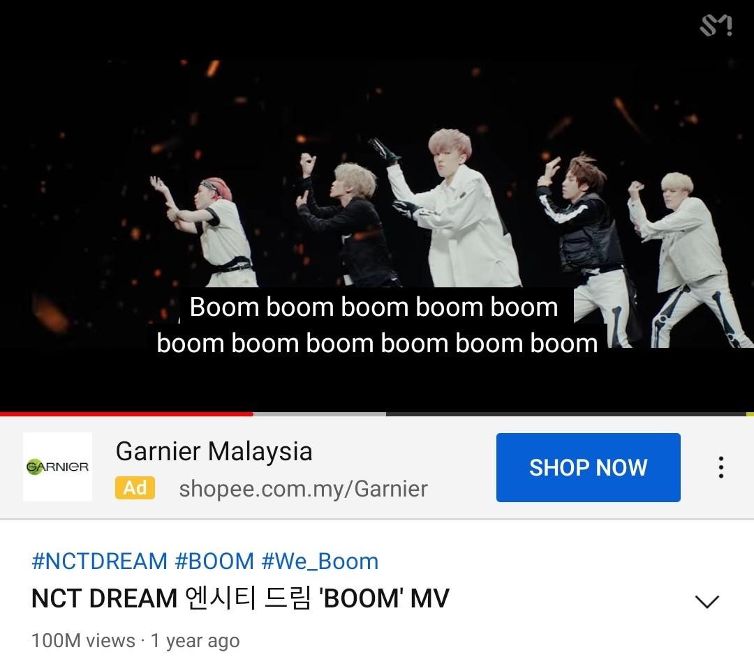#WeGotThat_BOOM100M congratulations boys @NCTsmtown_DREAM