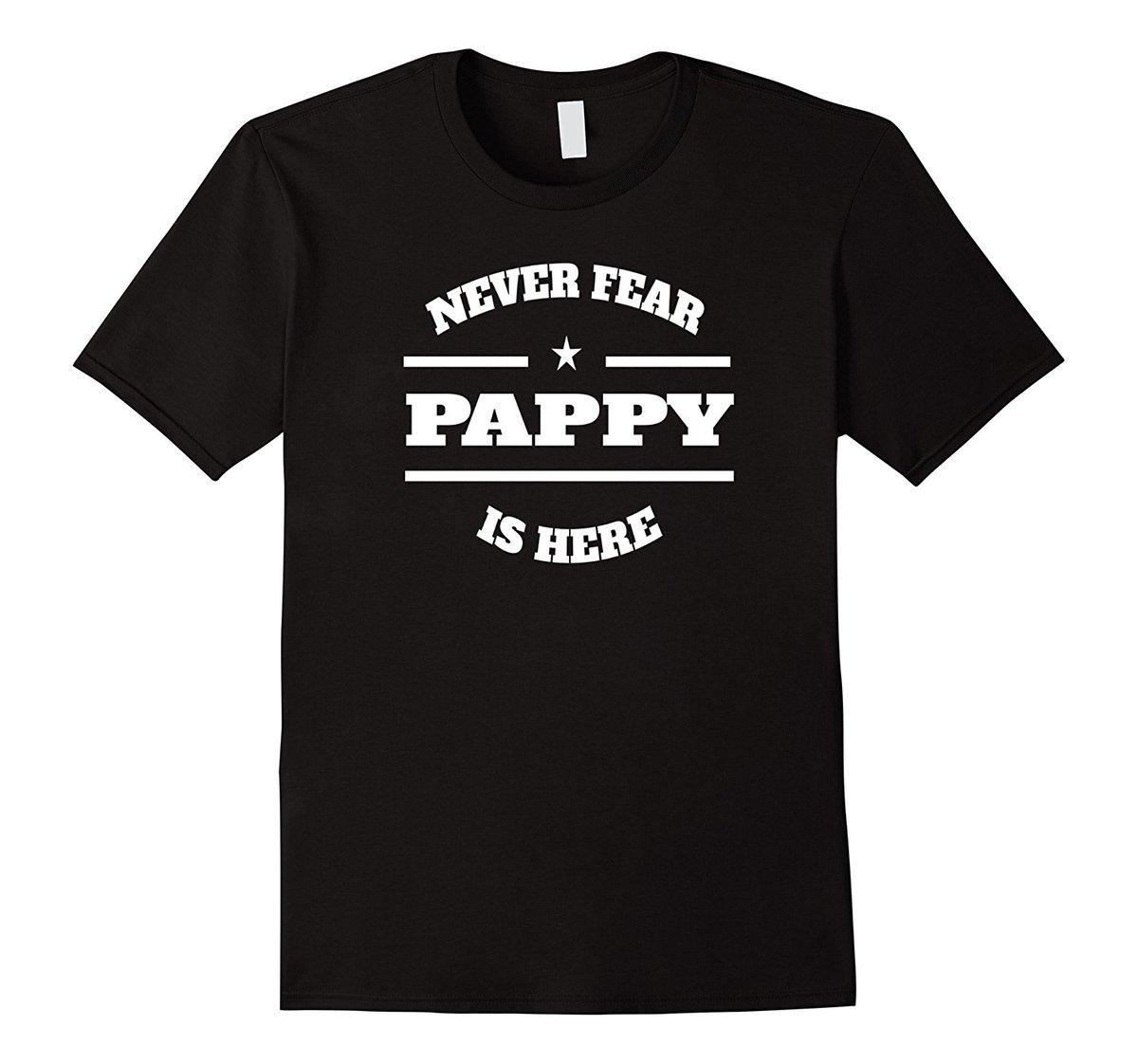 #Pappy Gift T-Shirt - #GrandparentsDay - Never Fear https://t.co/w4aJj5CmuI # https://t.co/wsZGy3wexp