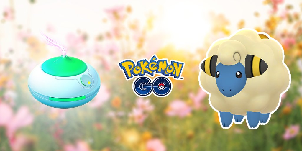 Serebii Update: An Incense Day focused on Mareep will run on January 24th from 11am to 5pm local time. Details @