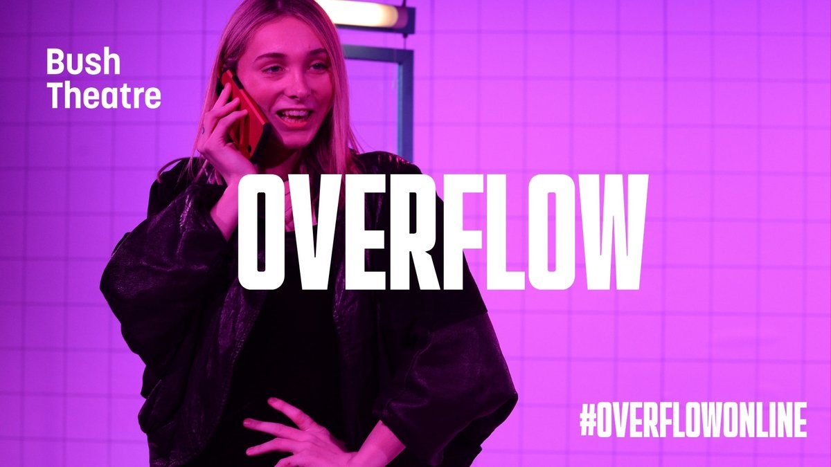 Wow. Just finished @travisalabanza's #OverflowOnline and it was a deliciously stunning takedown of transphobia. @reecelyons_ was perfection!  I now rly, rly miss club toilets 🥺 https://t.co/qzw8UGKW82