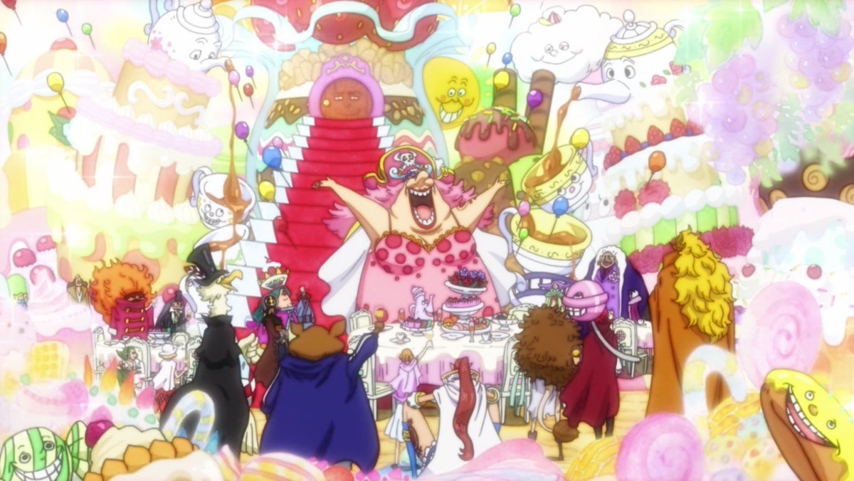 The bounties from the Alliance of Big Mom & Kaido are bound to surpass even Newgate & Roger!!! 😱🏴☠️💰 Ep. 958 of #OnePiece is simulcast streaming now!