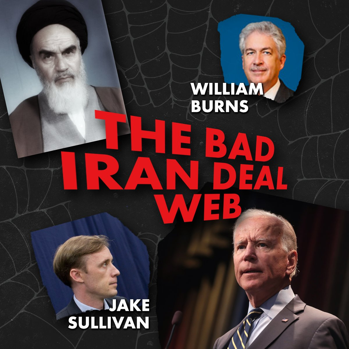 Biden's CIA director, William Burns, opened the initial backchannel conversations that lead to the bad Iran Deal. https://t.co/zzn450mv7w