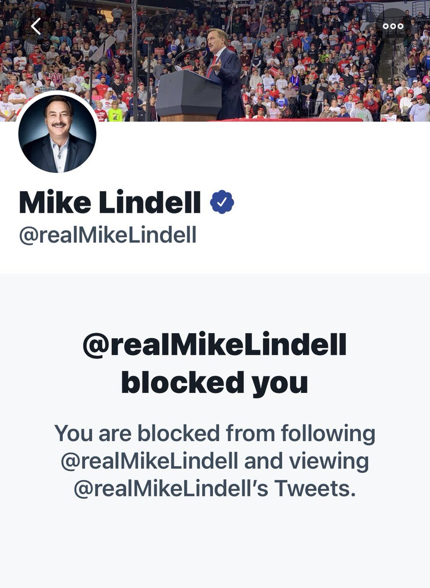 Why does @cvspharmacy sell @MyPillowUSA and support @realMikeLindell? Call them at 1-800 746 7387 and say no to fascism.