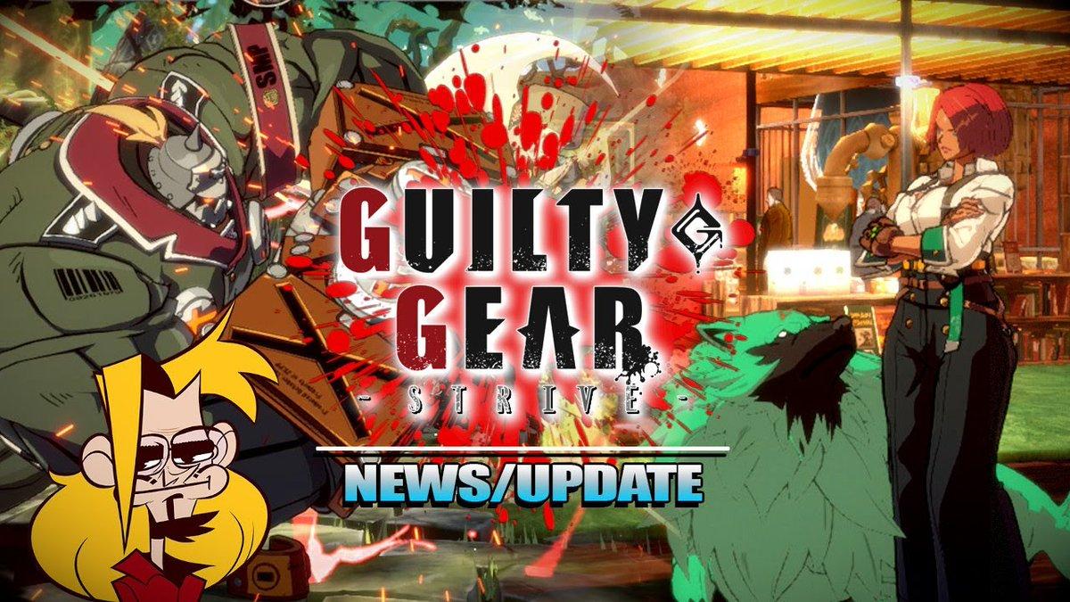 Maximilian_DOOD - GUILTY GEAR UPDATE - Modes, Tutorial...Tag Team!? - Guilty Gear Strive
