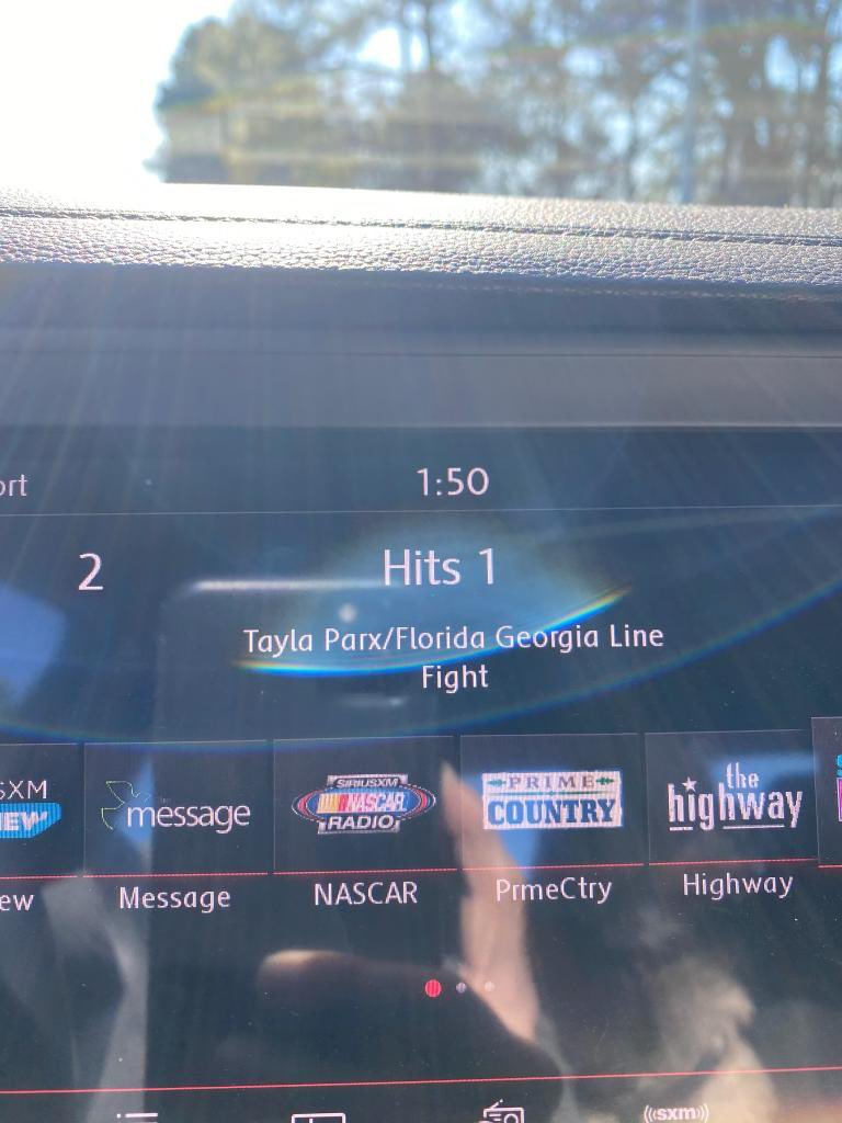 """.@TAYLAPARX via twitter 1 year ago today   'Thanks for the love on """"Fight @SiriusXMHits1 !! ❤️'  (19th January 2020)"""