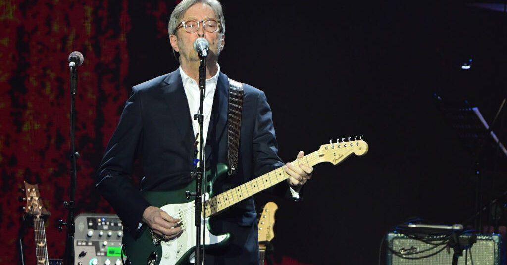@snopes's photo on Eric Clapton