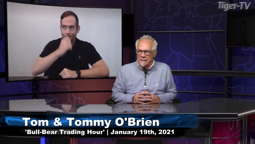 Tommy and Tom O'Brien host the Bull-Bear Trading Hour for Tuesday morning and discussed $HSI $PDD $HG $NFLX and more! #Financialeducation #TradingView #Learntotrade #TFNN #StockMarketNews #TuesdayTrades #StocksToTrade