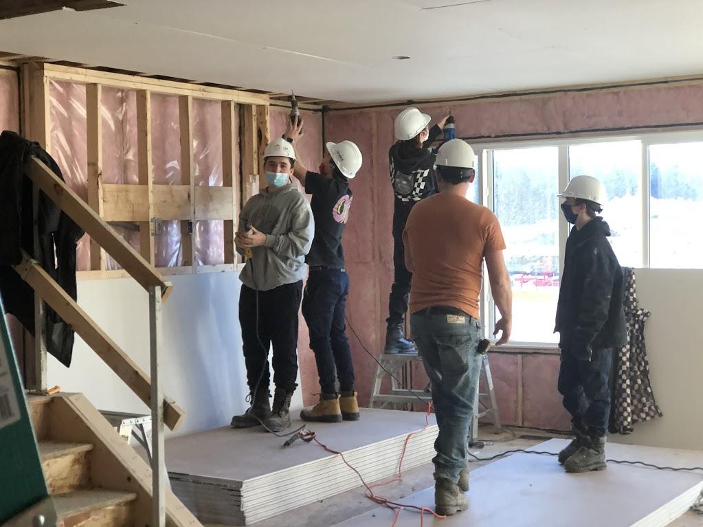 Drywall!!