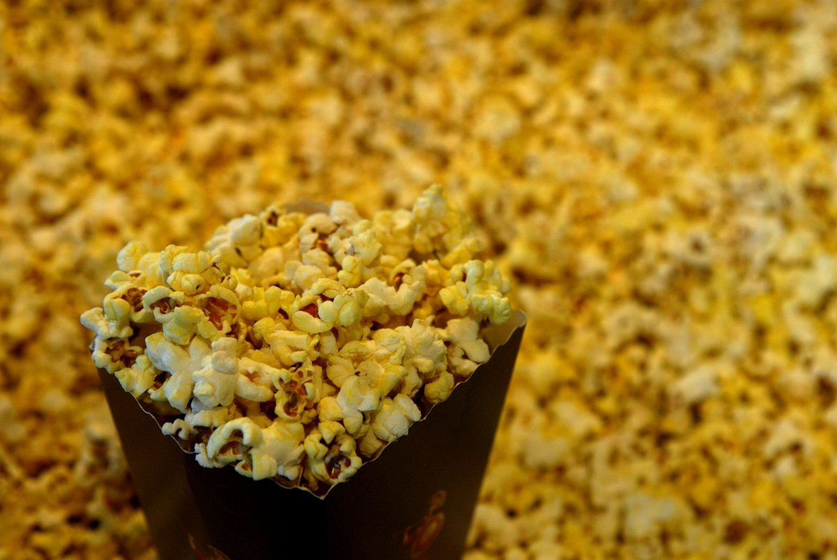 It's another #TriviaTuesday! It's also #NationalPopcornDay, so today's question is:   What is the best flavor of popcorn? A. Butter B. Caramel C. Cheddar D. Dill Pickle  Other answers are accepted. Like and comment for a chance to win a Pickles koozie! #GetPickled🥒🍿