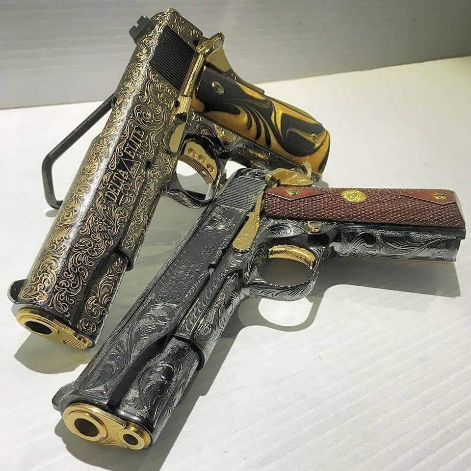 กล่าส สิก! . . .  #Combat #Pistol #Defense #Pirate #Mafia #Danger #Devil #Evil #Satan #Gun #Rifle #Kill #Killer #Huntsman #Gunman #Snipers #Live #Life #Design #Chillin #Chic #Cigar #Art #Artist #Soul #Spirit Auguri