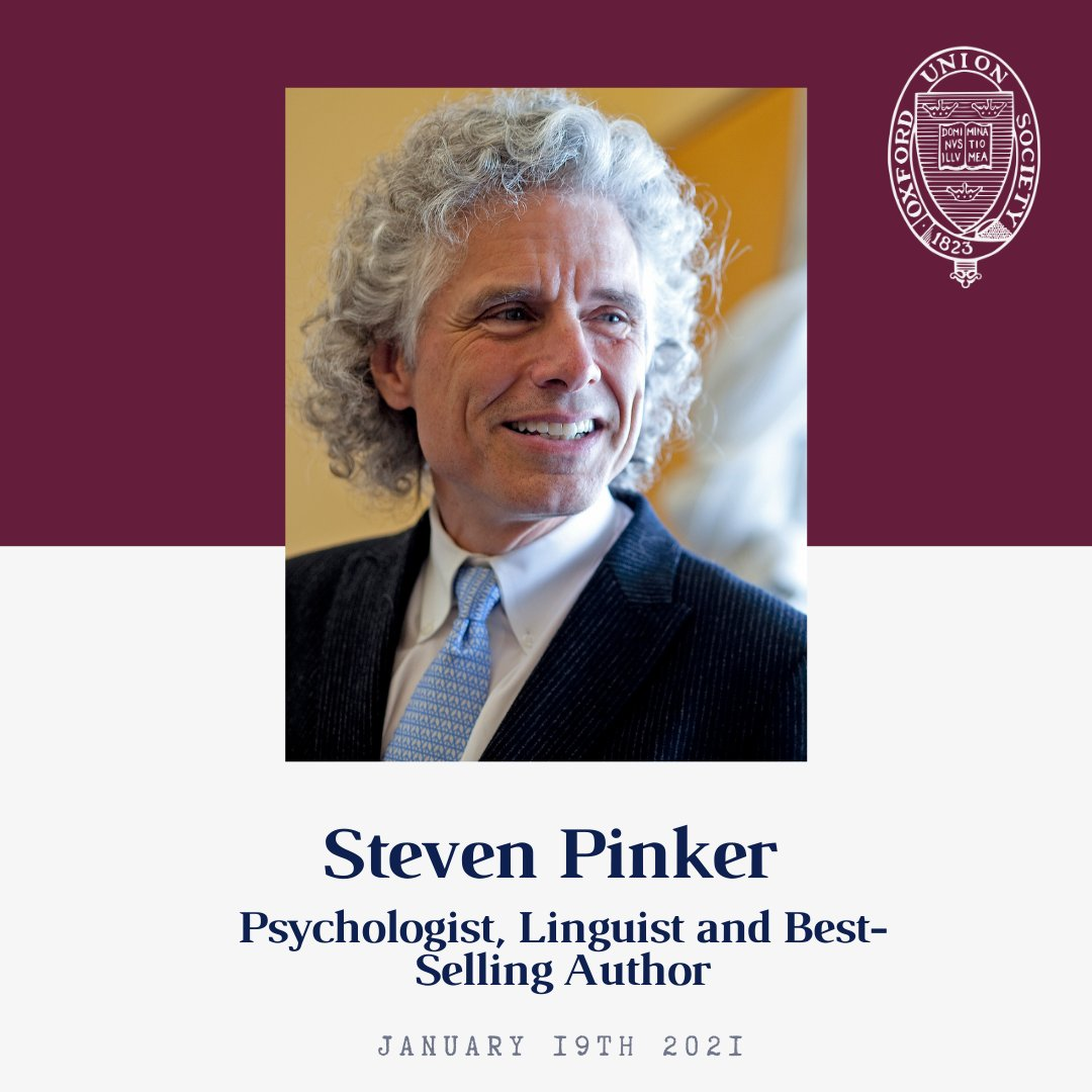 Author Steve Pinker on understanding the pandemic: 'infectious disease is the rule in life, not the exception.' Though they 'inevitably set back progress.' @sapinker