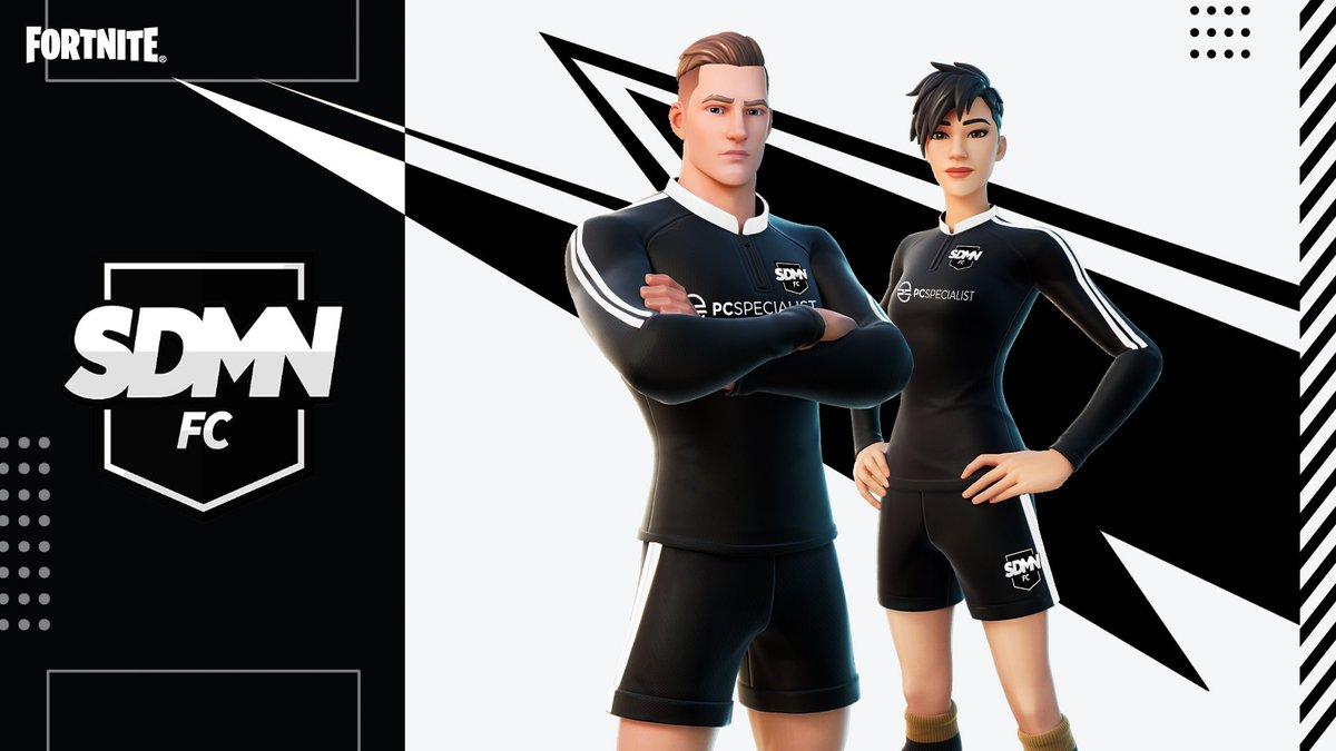 We need the @Sidemen FC kit