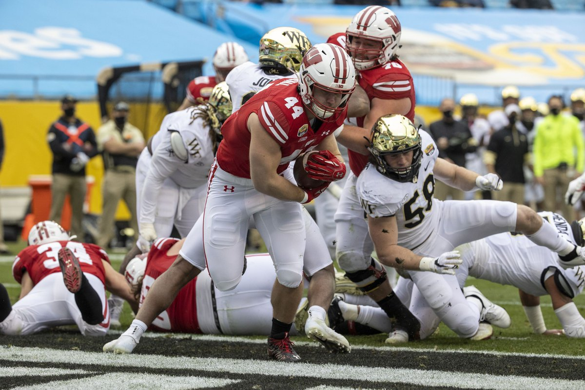 Mason Stokke is gone, but the #Badgers return two scholarship fullbacks in 2021. Let's dive into some fullback talk!  Wisconsin football 2020 review/2021 preview: fullback